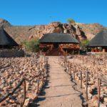 Khowarib Lodge - Accomodation