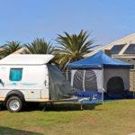 Alte brucke - camping