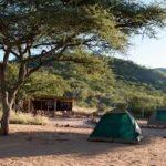 Okonjima - campsite