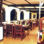Lake Baringo Club - dining room