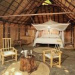 Luwi Campsite - Interior