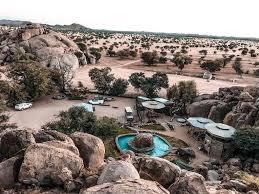 Madisa Camp site