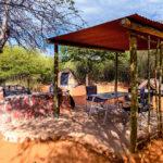 Wilderness Campsite - pitch