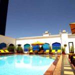 Stanley Hotel - pool
