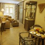 Sawela Lodges - room