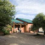 Nossob Campsite - building