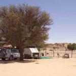 Mata Mata - campsite