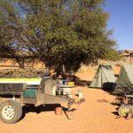 Twee Riverieren - campsite