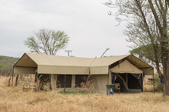 Kati Kati - family tent