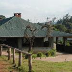 Rhino Lodge - entrance