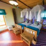 Charmeleon Hill lodge - room