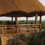 Rwakobo Rock - Restaurant