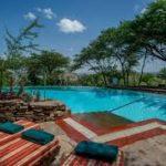 Serengeti Serena Lodge - pool
